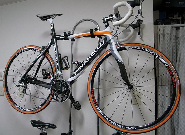 自転車の 自転車 プロチーム 機材 : ピナレロの11年モデルは数年 ...