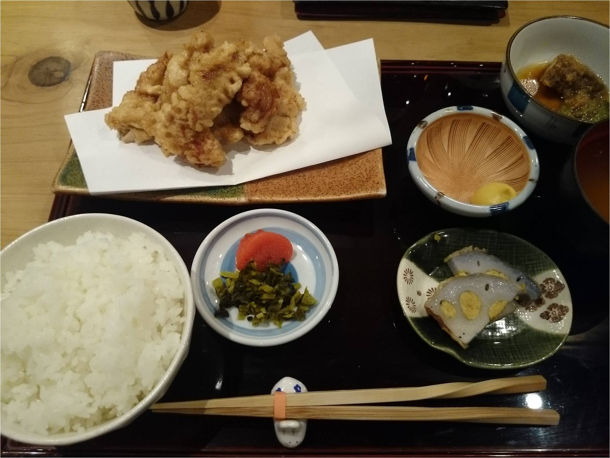 九州文化定食1