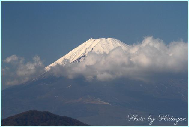 大観山の富士2aa