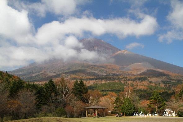 水ケ塚公園の富士山5_1