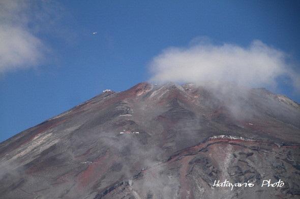 水ケ塚公園の富士山6_1