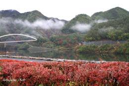 みずがき湖紅葉3_2_1