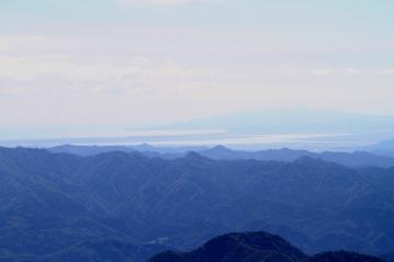 日本海八郎潟寒風山を望む_3_1