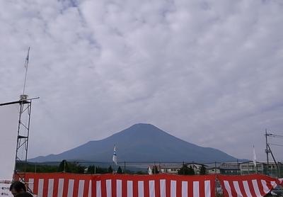 富士はにっぽんイチの山