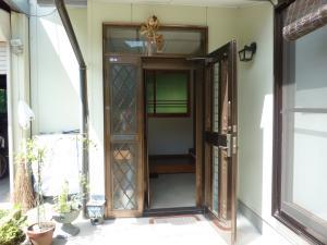 武藤邸玄関