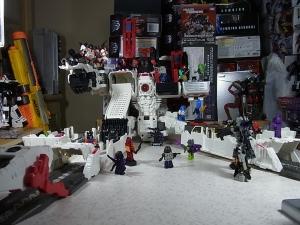 クリスマス Kre-o&メトロプレックス001