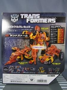 トランスフォーマー TFジェネレーションズ TG-29 サンドストーム002
