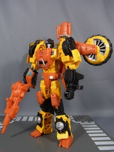 トランスフォーマー TFジェネレーションズ TG-29 サンドストーム003