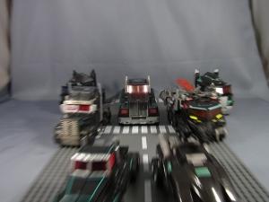 サイバトロンサテライト限定 ハンターネメシスプライムとブラックコンボイ系列で遊ぼう036