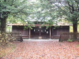 浅間神社2010秋