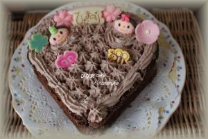 ひな祭cake2012 1