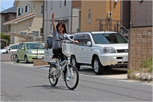 自転車2012.5.13