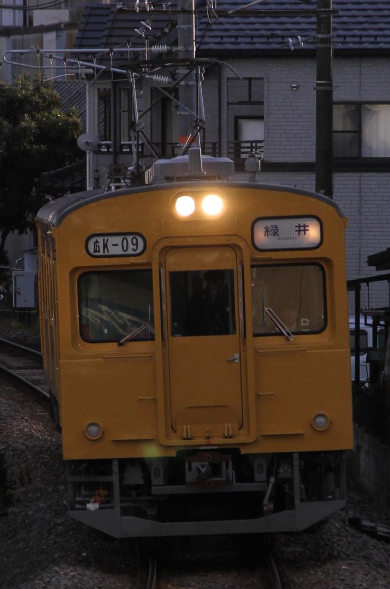105系 K-09