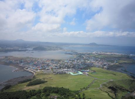 城山日出峰3