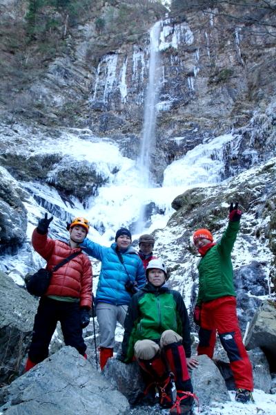 風折滝氷瀑6