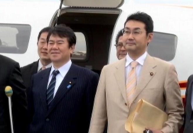 川井議員尖閣