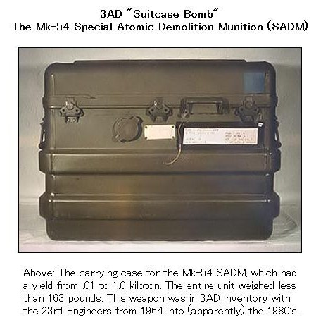 小型核爆弾