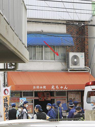 広島お好み焼き店殺人事件