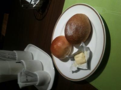 ベーカリーレストラン サンマルクのチキンランチ1