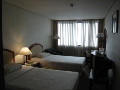 セブシティ「Cebu Midtown Hotel」2