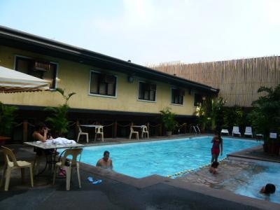 マニラ「The Mabuhay Monor Hotel」7