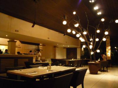 アロナビーチ「Amorita Resortのディナー」1