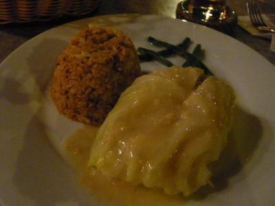 アロナビーチ「Amorita Resortのディナー」2