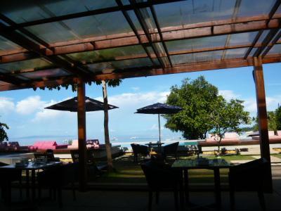 アロナビーチ「Amorita Resortのランチ」10
