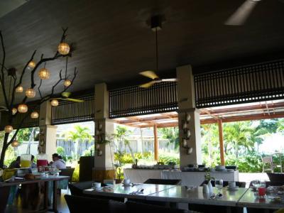 アロナビーチ「Amorita Resortの朝食」3
