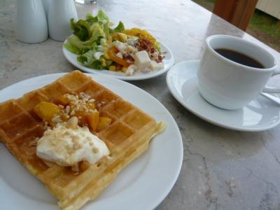 アロナビーチ「Amorita Resortの朝食」7