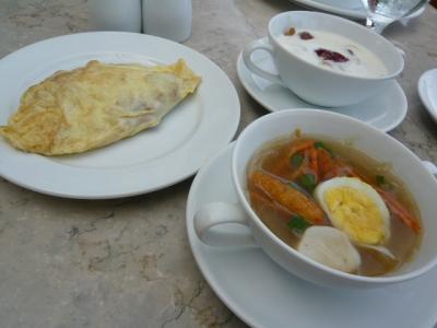 アロナビーチ「Amorita Resortの朝食」8