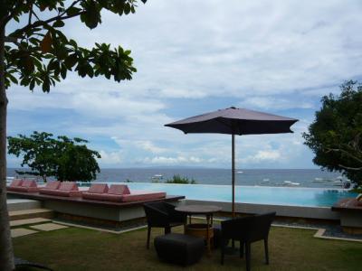 アロナビーチ「Amorita Resortのランチ」1