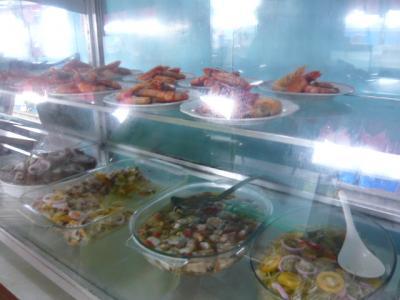 ボホール島「MR Restaurant」2
