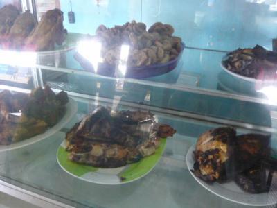 ボホール島「MR Restaurant」3