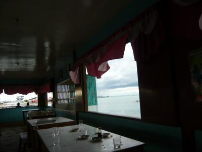 ボホール島「MR Restaurant」5