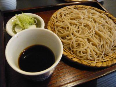 根津「杉むらの蕎麦」2