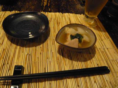 日暮里「麺・酒処 ぶらり」3