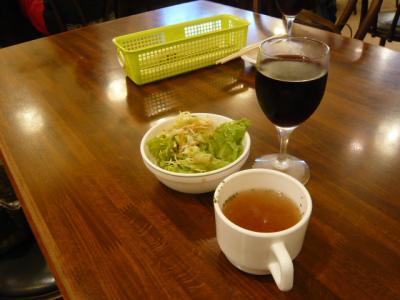 上野「ステーキのくいしんぼ」2