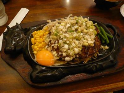 上野「ステーキのくいしんぼ」3