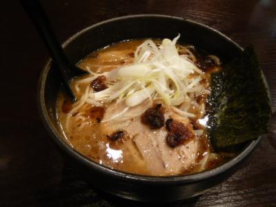 上野「麺屋天王」2