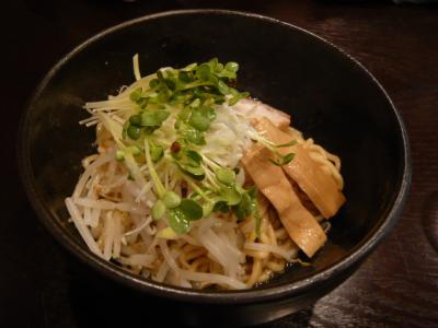 上野「麺屋天王」3