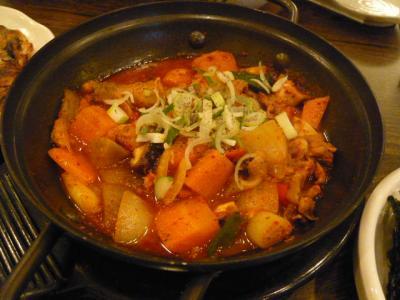 韓国ヘルシー料理 かや4