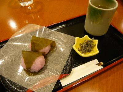 アメ横「珈琲喫茶 二木」2