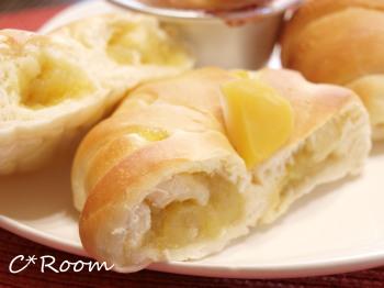 栗きんとんパン2