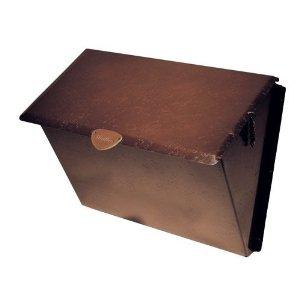 銅製メールボックス7型