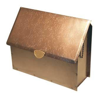 銅製メールボックス8型