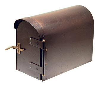 銅製メールボックス9型