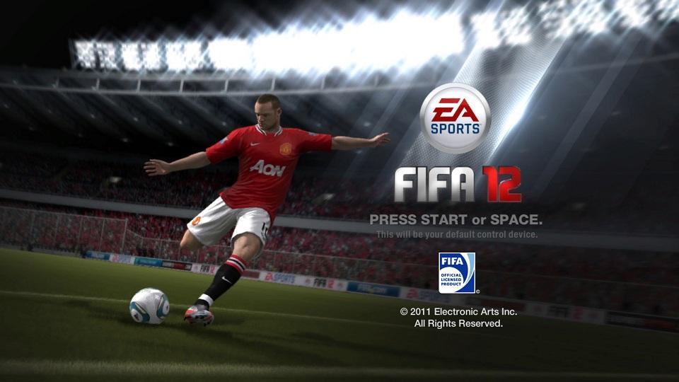FIFA12 TITLE