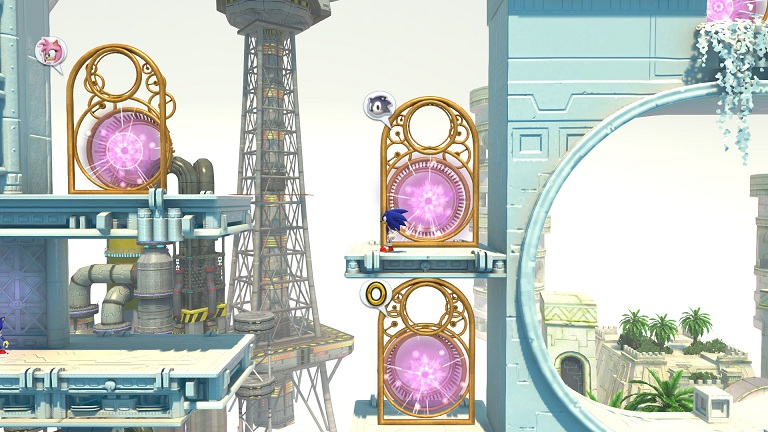 SonicGenerations Gate