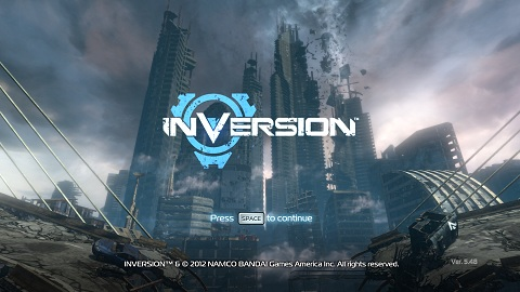 Inversion Title